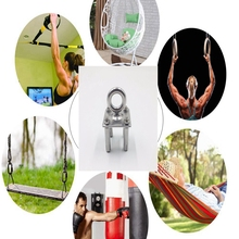 Swing Hangers Hammock Yoga-Chair-Kit Wall-Mount-Anchor Trx Aerial-Training-Suspension-Bracket