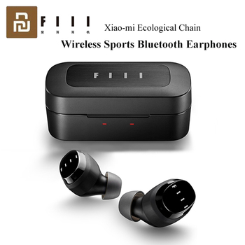 Youpin FIIL T1X True Wireless Sports Bluetooth Earphones Bluethooth 5.0 Headset Noise Reduction With Mic Touch Control Earphones