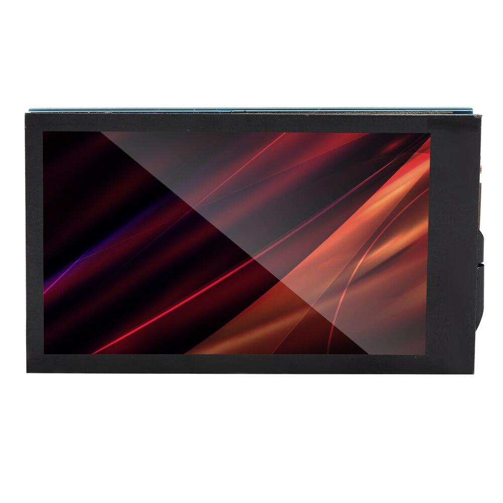 Pantalla LCD de 3,5 pulgadas, pantalla táctil capacitiva, 800x480 HD, pantalla de Monitor para Raspberry Pi