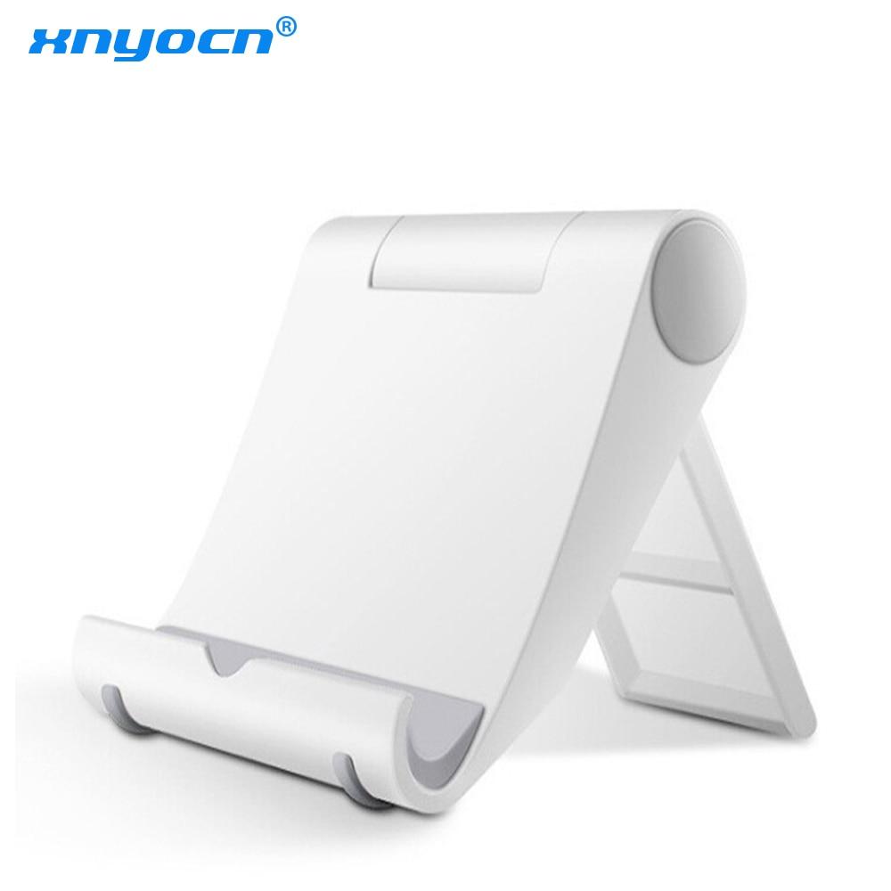 Foldable Swivel Tablet Stand For IPad Mini 1 2 3 4 Pro 11 Air Samsung Floor Desk Dock Phone Holder Tab Soporte Mount Accessories