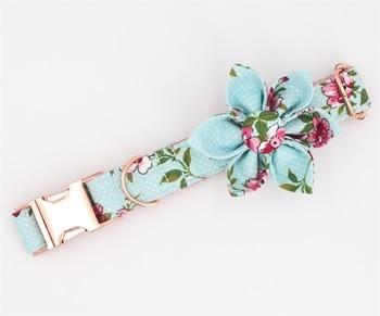 Collier à motif fleurs de cerisier