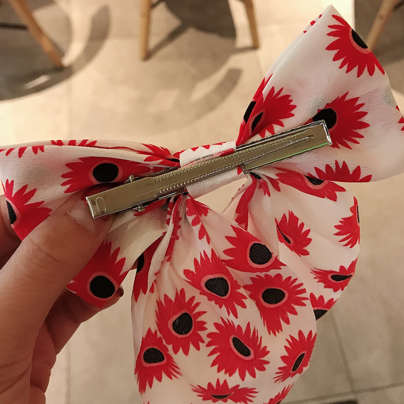 Купить шпилька для волос ins wind в корейском стиле с большим бантом