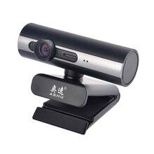 ASHU веб-камера Full HD 1080P USB 2,0 веб-цифровая камера Встроенный микрофон клип на 2,0 мегапиксельная CMOS камера Веб-камера