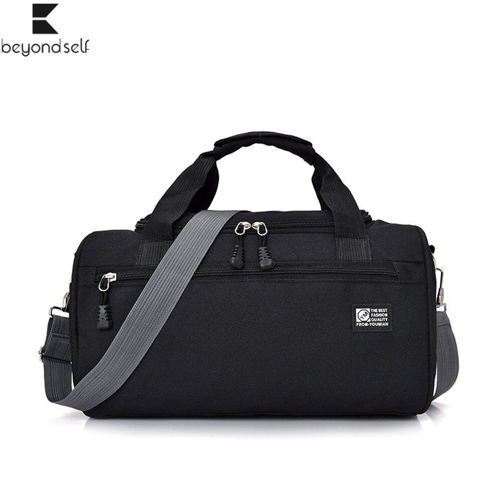 Spor çantaları spor salonu kadınlar için erkekler spor çantası su geçirmez silindir bir omuz açık sırt çantası seyahat paketi çanta