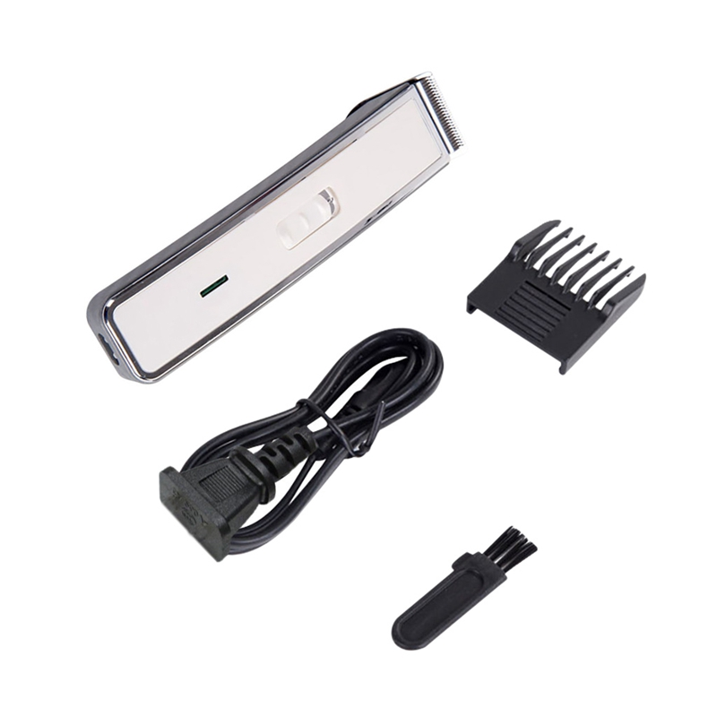 Hair Clipper Charged Electric Push-Clipper Hairdresser Household Mini Hairdresser Shaver Beard Cutting Machine EU Plug