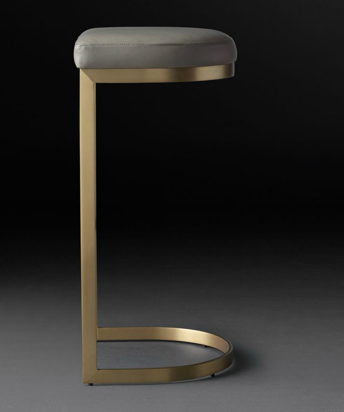 Nordic Bar Stool High Stool Leisure Wrought Iron Bar Chair Simple Modern Restaurant Bar Stool Bar Seat