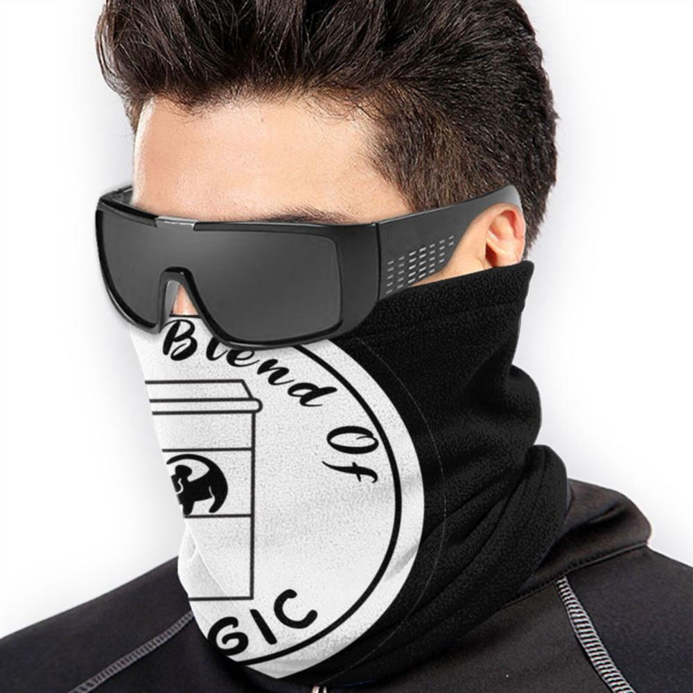 Perfect Blend Of Magic-Baby Simba Scarf Bandana Headband Outdoor Climbing Warmer Face Mask