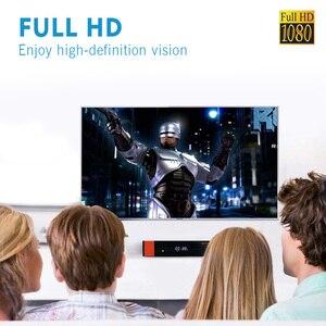 Image 5 - Gtmedia V8 NOVA DVB S2 HD TV Tuner gebaut in WIFI von Freesat Super TV Empfänger Rezeptor H.265 für 7 cline Spanien tv decoder