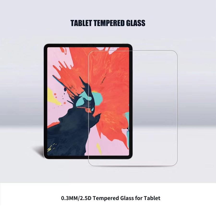 FENGHEMEI Tempered Glass Untuk iPad 2017 2018 9.7 Pelindung Untuk - Aksesori telefon bimbit dan bahagian - Foto 2
