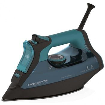 Rowenta DW8113 plancha Plancha vapor-seco Suela Microsteam 400 Negro, Azul 2700 W