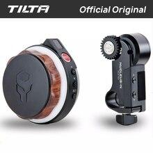 Tilta Nucleus Nano Беспроводная система управления с фокусным расстоянием и ручным колесом, система управления Nano Lens для Gimbal Ronin S Zhiyun