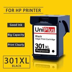 UniPlus 301XL zamiennik dla hp 301 XL hp 301 pojemnik z tuszem czarny tusz dla drukarka hp 1000 1010 1011 1012 1015 1050 1051 2510 w Tusze do drukarek od Komputer i biuro na
