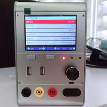 HR3006 สถานที่แล้วจาก HR1203 30V 6A อัจฉริยะตัวควบคุมแรงดันไฟฟ้า Current Power Meter 6A Current Oscilloscope สำหรับซ่อมโทรศัพท์