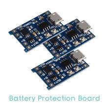 Cewaal Мини Портативный 5V 1A Micro USB Женский 18650 литий-ионный аккумулятор защита зарядки плата зарядное устройство Модуль