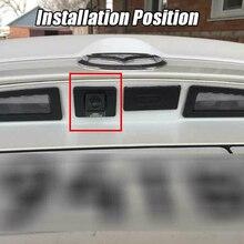 Car Rear View Camera Backup Reverse Parking For Mazda 3 Axela BM Sedan 2013-2017 Brand New And High Quality