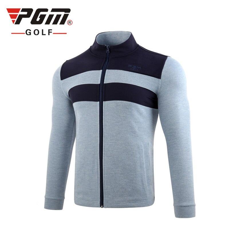Jaqueta de Golfe dos Homens Jaqueta de Costura de Malha Novo Design Outono Inverno Quente Pgm 2020