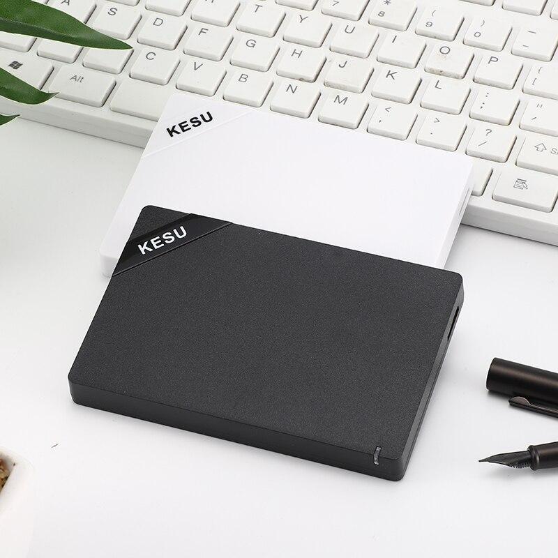 Disque dur externe d'origine KESU 2.5 pouces stockage USB 3.0 HDD disque dur externe Portable HD pour serveur d'ordinateur Portable de bureau