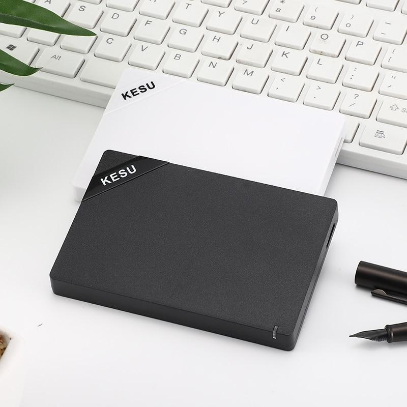Original KESU 2 5 Inch External Hard Drive Storage USB 3 0 HDD Portable External HD Hard Disk for Desktop Laptop Server