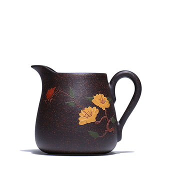 Ancient Yue Tang Yixing Yixing Fair A Cup Of Tea Manual The Cup Part Tea Utensils A Cup Of Milk Parts Tea Black Blood Sands