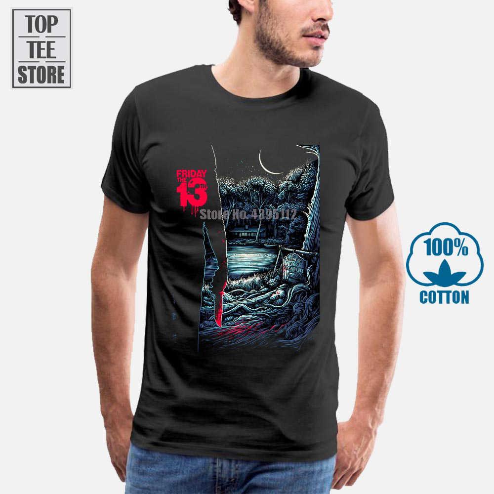 Friday The 13Th Horror Shirt Jason Voorhees Premium Graphic T Shirt S 5Xl