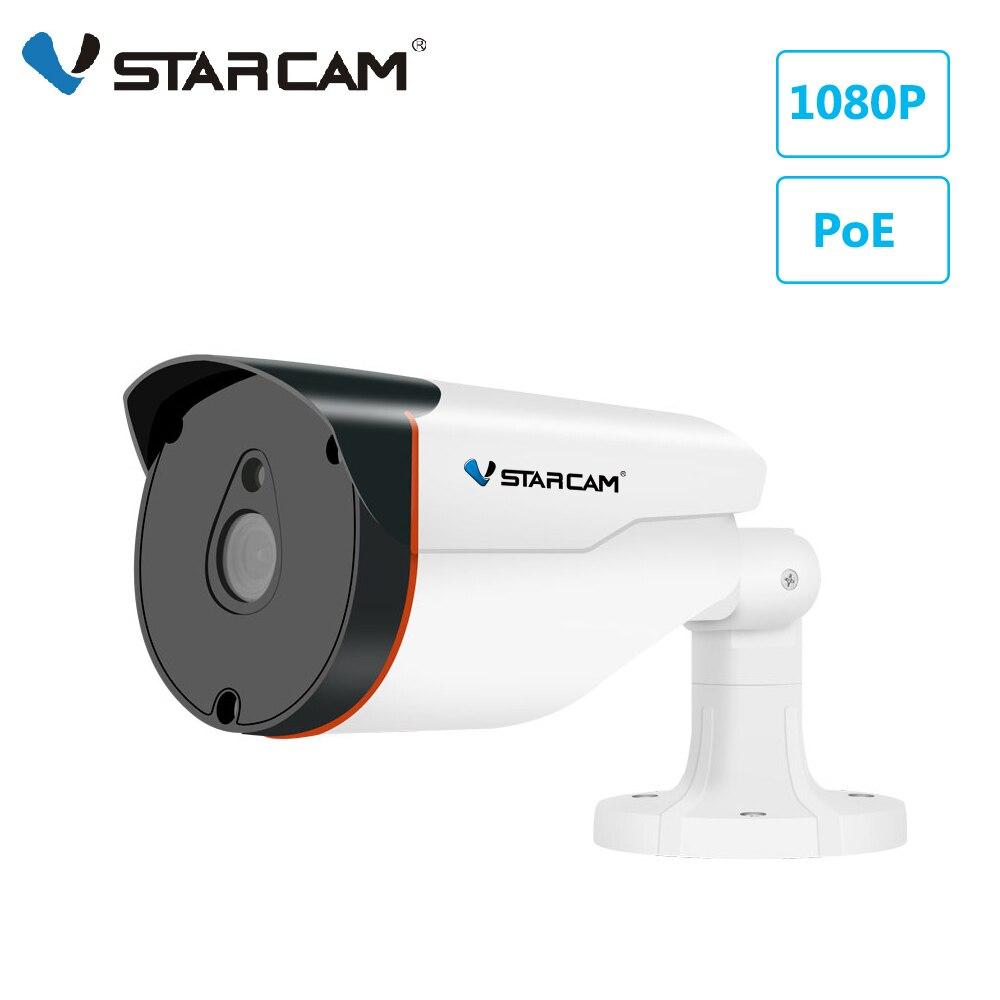Vstarcam IP Camera PoE 2 0MP 1080P Outdoor Waterproof Wifi Bullet Camera PoE Surveillance Security Camera