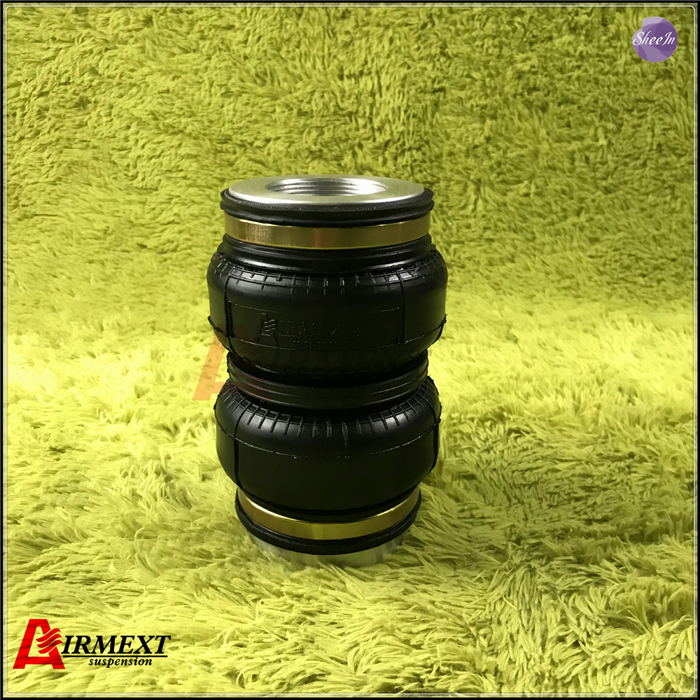 SN108160BL2-BCV /Fit BC coilover V1 type Thread M50*1.5 /Air suspension Double convolute rubber airspring/airbag shock absorber
