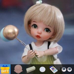 Кукла Fairyland Pukifee Ante 1/8 BJD, милые модные игрушки из смолы, Высококачественная игрушка для детей, полный комплект, Lati Luts Yosd, для девочек