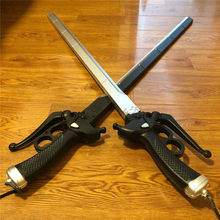 Anime Attack on Titan Eren Jaeger / Rivaille OR Props Sword Cosplay Weapon Supply Halloween Decorative Unsharpened Swords