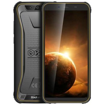 Купить Blackview BV5500 Plus NFC IP68 Водонепроницаемые мобильные телефоны Android 10,0 FM OTG сотовый телефон 3 ГБ + 32 ГБ 5,5 дюйм4400 мАч прочный смартфон