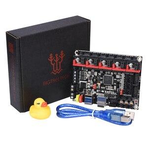 Image 5 - BIGTREETECH SKR V1.4 BTT SKR V1.4 Turbo 32Bit kurulu 3D yazıcı parçaları SKR V1.3 SKR 1.4 MKS SGEN L TMC2209 tmc2208 Ender3 yükseltme