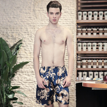 Summer Mens Silk Satin Sleep Bottoms Pajama Plus Size