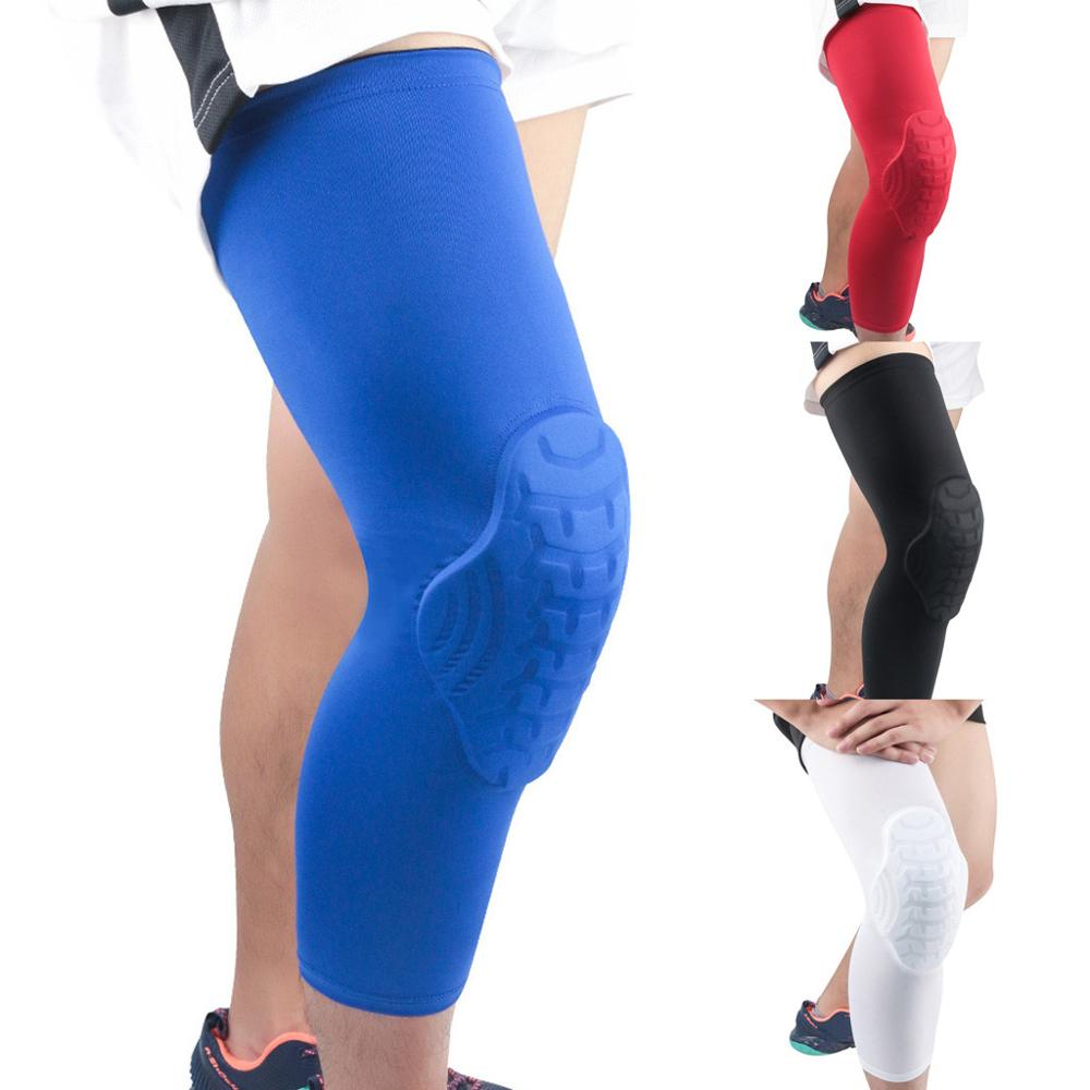 Knee Sleeve Sports Knee Pads Thicken Calf Compression Sleeve Leg Compression Socks Shin Splint Calf Pain Relief Dropshipping@