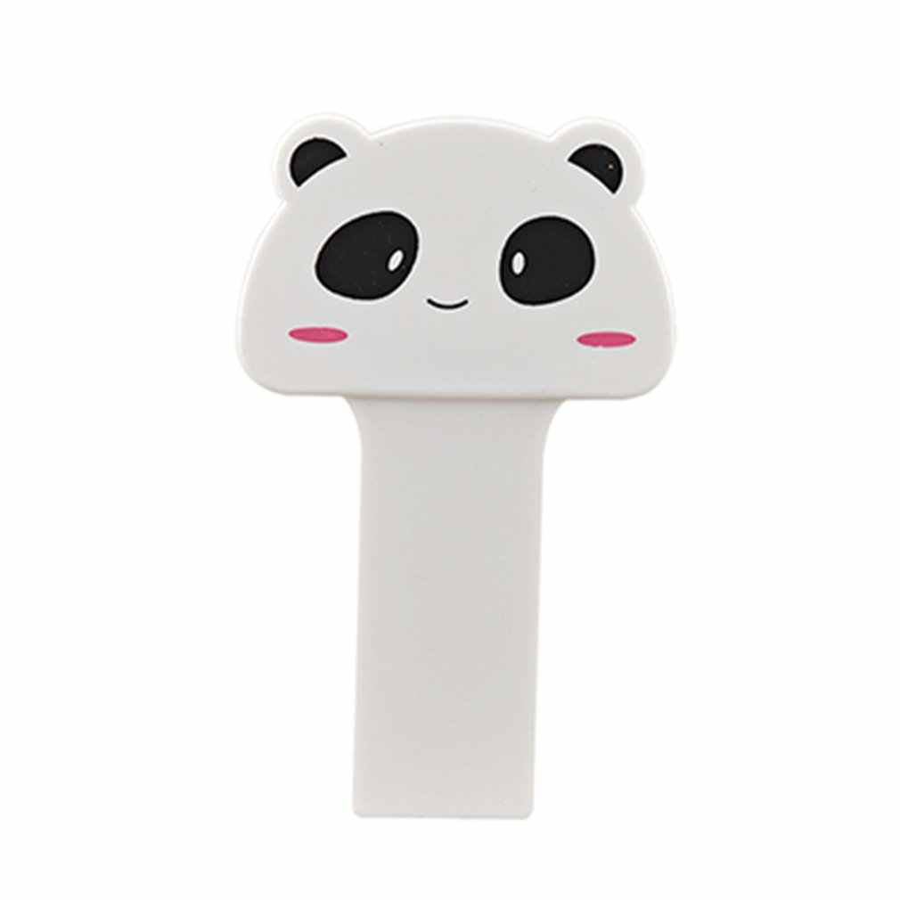 Creative Cute Cartoon Toilet Cover Paste Paste Toilet Seat Toilet Seat Handle Flip Cover Uncovering Anti-staining Hand