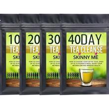 Качественный натуральный Детокс, красота чая, чтобы уменьшить вздутие и запоры