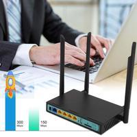 Original we2416 4g roteador sem fio wifi 5 porta roteador com cartão sim usb wap2 802.11n/u/b/g 300 mbps 2.4g roteador lan wan 10/100 m pc