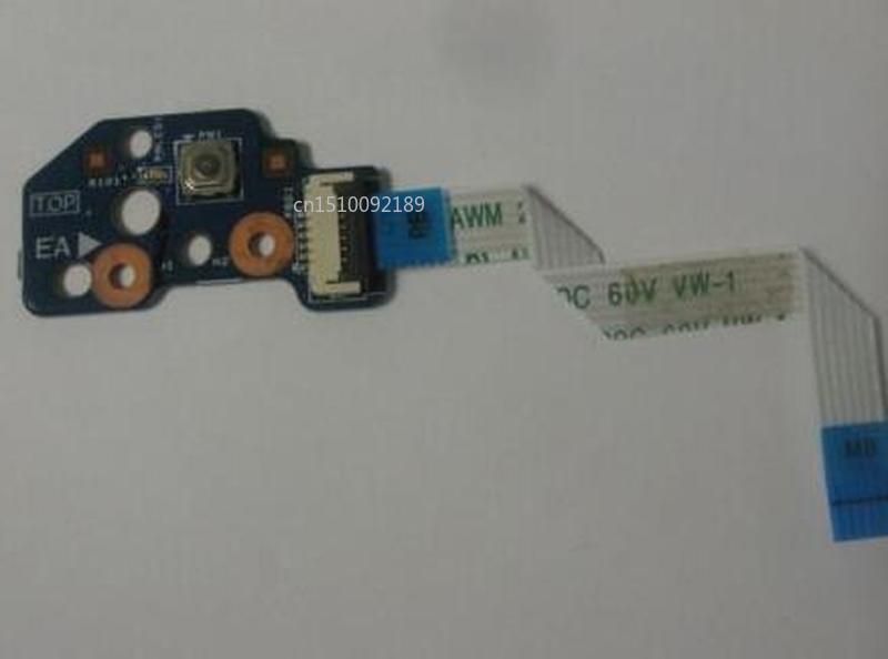 For Acer MS2370 NE522 NE52207U E1-522 Laptop Power Button Board/Power Switch 48.4ZK02.011 12814-1 EG50-KB Free Shipping
