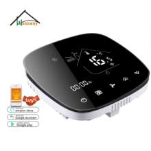 Умный wi fi термостат hessway 2p 4p с регулятором температуры/температуры
