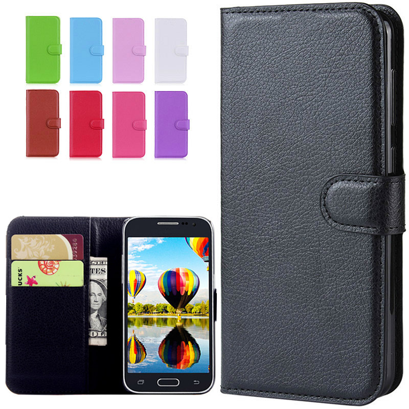 Luxury Leather Wallet Flip Case For <font><b>Samsung</b></font> <font><b>Galaxy</b></font> <font><b>Core</b></font> <font><b>Prime</b></font> G360 G360F <font><b>G360H</b></font> G361 G361F G361H SM-G361H SM-<font><b>G360H</b></font> SM-G361F Case image
