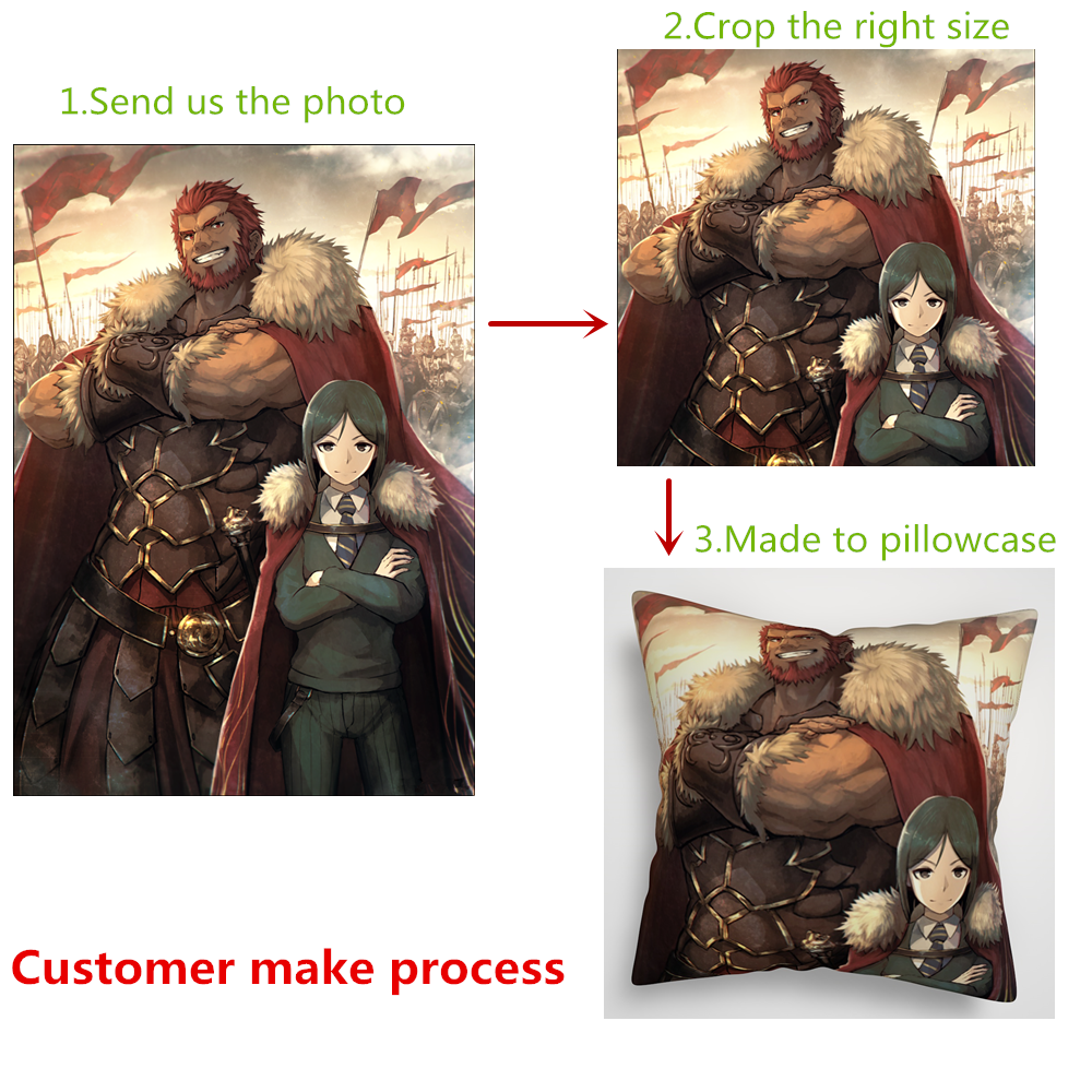BanG Dream Anime two sides Pillow Cushion Case