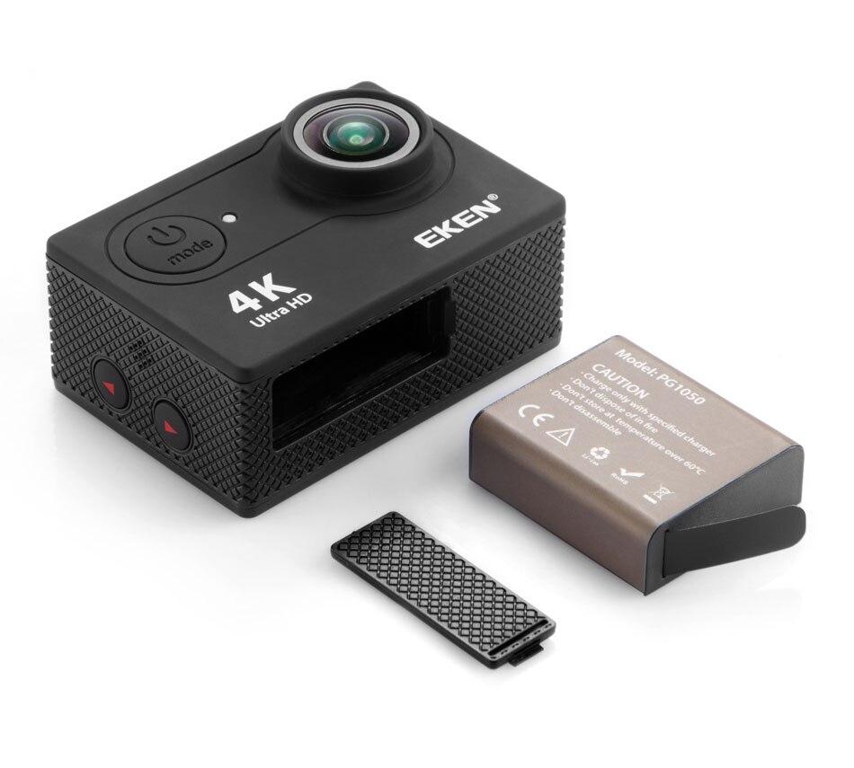 מצלמת אקסטרים  Eken H9R / H9 Ultra HD 4K  5