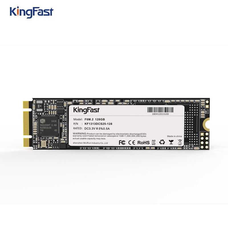 KingFast M2 SATA SSD 128GB 256GB 512GB 1TB Solid State Drive 500GB 1 TB M.2 NGFF 2280 Internal Hard Disk HDD for Desktop Laptop