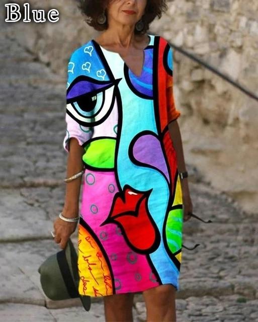 Fantastic deco dress 3