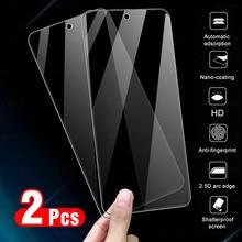 2Pcs Protective Glass For Xiaomi Poco X3 Pro Screen Protector On Mi Pocox3 NFC Poko F X 3 F1 F3 X3pro X3nfc Pocof3 Tempered Film