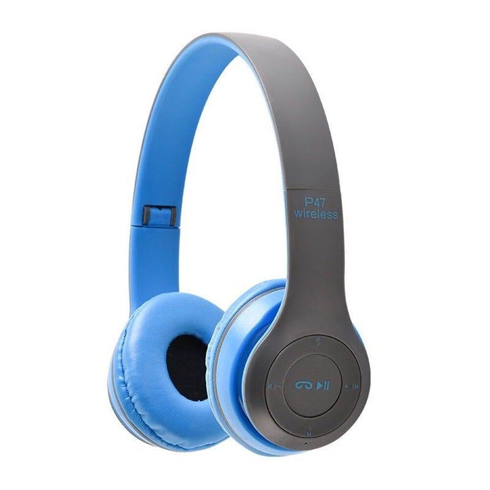 p47 wireless bluetooth headphones review