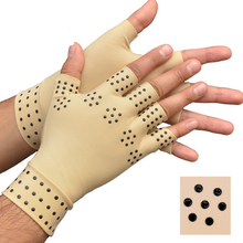 60pairs Magnetic Therapeutic Arthritic Fingerless Compression Gloves Arthritis Therapy