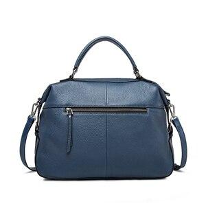 Image 3 - ZOOLER Designer Handbags Women Soft Genuine Leather  Hand Bags For Laies 2020 Luxury Brand Skin Shoulder Bag Winter Purses Bolsa