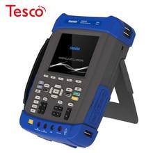 цены Hantek dso8202e 2 Channels 200Mhz Digital Oscilloscope 1GS/s Sample Rate 2M Memory Depth Portable Handheld Osciloscopio