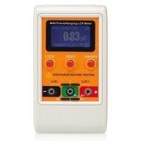 M4070 autoranging lcr medidor de até 100 h 100mf 20mr  1% precisão 5 dígitos display laranja|Medidores de resistência| |  -
