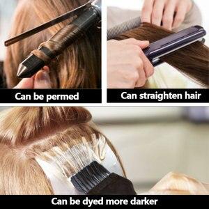 Image 5 - Remy лента для наращивания человеческих волос для наращивания на всю кутикулу натуральные волосы невидимая Кожа Уток накладные волосы для салона Волосы