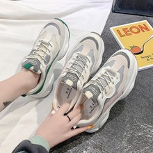 Spring Autumn Thick-soled Shoes Fashion Women Sports